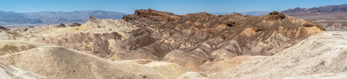 panorama Zabriskipoint